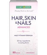 Nature's Bounty Hair, Skin & Nails Advanced