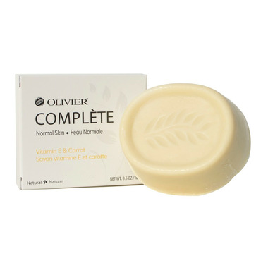 Olivier Compléte Soap Vitamin E and Carrot