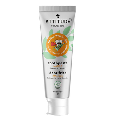 ATTITUDE Kids Toothpaste Mango