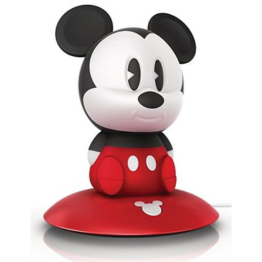 Philips Disney Mickey LED Soft Pal Portable Night Light