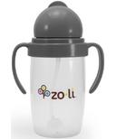 Zoli BOT 2.0 Straw Sippy Cup Grey