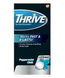 Thrive 1mg Nicotine Replacement Lozenges Peppermint Chill