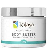 Kalaya Naturals Vanilla Hibiscus Body Butter