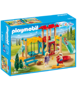 Playmobil Family Fun Park Playground