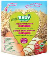 Baby Gourmet Apple Sweet Potato Multigrain Baby Cereal