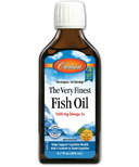 Carlson The Very Finest Fish Oil Orange Small