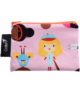 Colibri Reusable Snack Bag Small Sports Girl