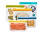 Reusable Snack & Sandwich Bags