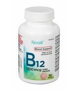 Rexall Timed Release Vitamin B12