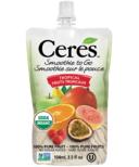 Ceres Organic Smoothie To Go Tropical