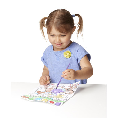 Melissa & Doug Paint With Water Princess