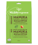 Wedderspoon Organic Manuka Honey Drops Eucalyptus