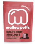 Mallow Puffs Raspberry & Dark Chocolate