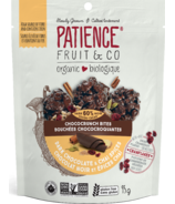 Patience Fruit & Co. Organic Chococrunch Bites Dark Chocolate & Chai Spices