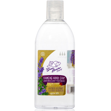 Green Beaver Lavender Rosemary Foaming Hand Soap Refill