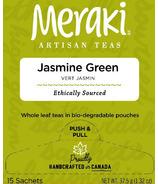 Meraki Artisan Teas Jasmine Green