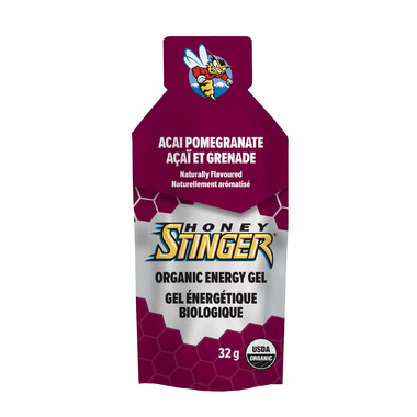 Honey Stinger Acai Pomegranate Energy Gel