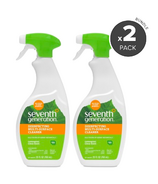 Seventh Generation Multi-Surface Cleaner Lemongrass Citrus 2 Pack Bundle