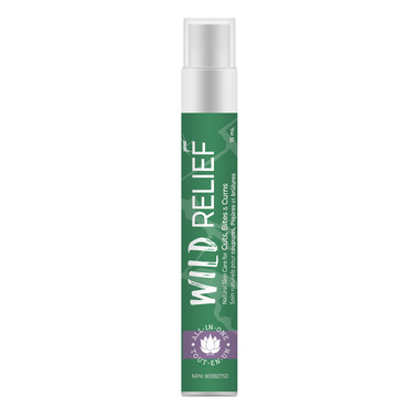 Purple Frog Wild Relief Travel Spray