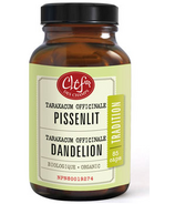 Clef des Champs Organic Dandelion Capsules