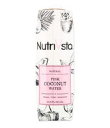 NutriVsta 100% Natural Pink Coconut Water