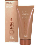 Mineral Fusion Sheer Tint Foundation Neutral