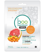Boo Bamboo Bubble Mask Brightening