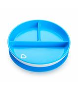 Munchkin Stay Put Suction Plate Blue