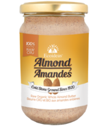 Ecoideas Organic Whole Almond Butter
