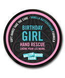 Walton Wood Farm Birthday Girl Hand Rescue