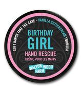 Walton Wood Farm Birthday Girl Hand Rescue