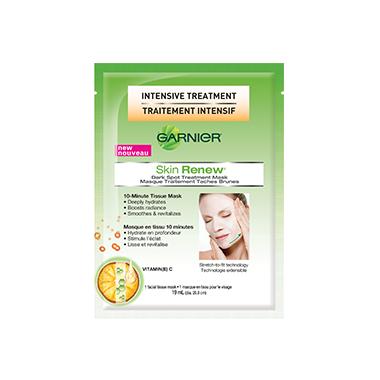 Garnier Nutrioniste Skin Renew Dark Spot Treatment Mask