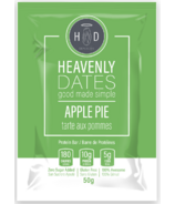 Heavenly Dates Apple Pie