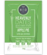 Heavenly Dates Apple Pie