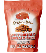 Crazy Go Nuts Spicy Buffalo Walnuts