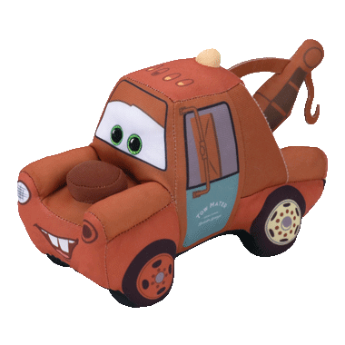 Ty x Cars Mater
