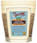 Flocons d'avoine extra-épais biologiques de Bob's Red Mill