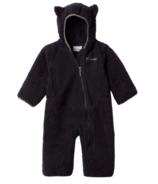 Columbia combinaison en sherpa de la collection Foxy Baby noir