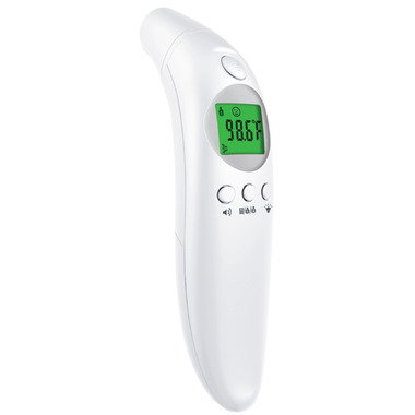 Wellworks Infrared Thermometer Forehead & Ear