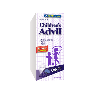 Children\'s Advil Oral Suspension