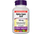 Webber Naturals Glucose Balance