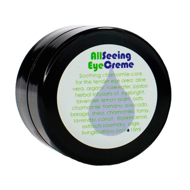 Living Libations All Seeing Eye Creme