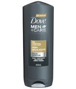 Dove Men +Care Oil Control Micro Moisture Body & Face Wash