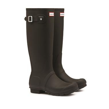 Hunter Boots Original Tall Rainboot Black