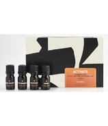 Way of Will Activate Essential Oil Gift Set