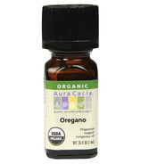 Aura Cacia Oregano Organic Essential Oil