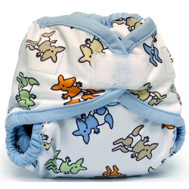 Kanga Care Rumparooz Newborn Diaper Cover Aplix Closure Kangarooz