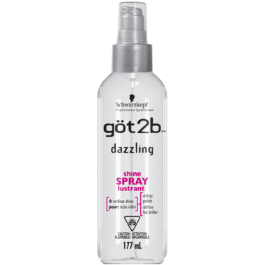 Schwarzkopf Got2b Dazzling Shine Spray