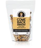 Comeback Snacks Peanut Butter & Chocolate Caramel Popcorn