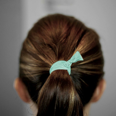 Popbands Mint Hair Ties